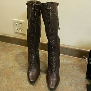 🤑🤑👢Sexy and Classy Dress Heel Boots 6.5